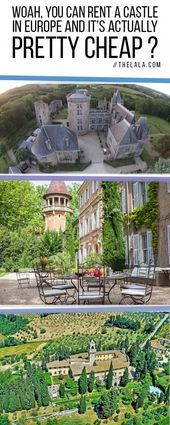 Woah You Can Rent A Castle In Europe And Its Actually Pretty Cheap Woah You Can Rent A Castle In Europe And Its Actually Pretty Cheap