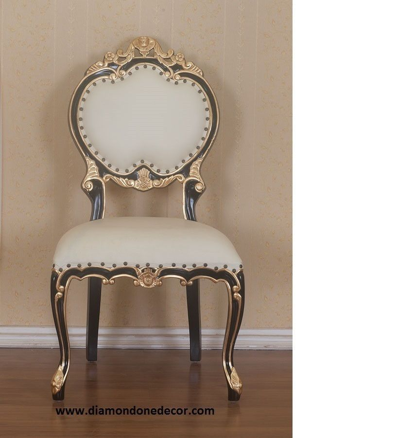 "Dining Fabulous French Style Dining Settee Bench: ""The Hershae"" Fabulous Baroque Louis XVI Style Decorator"