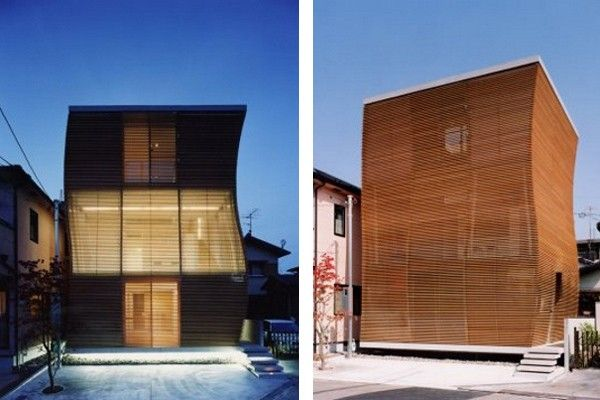 Explore House Blinds, Wood Facade, And More!