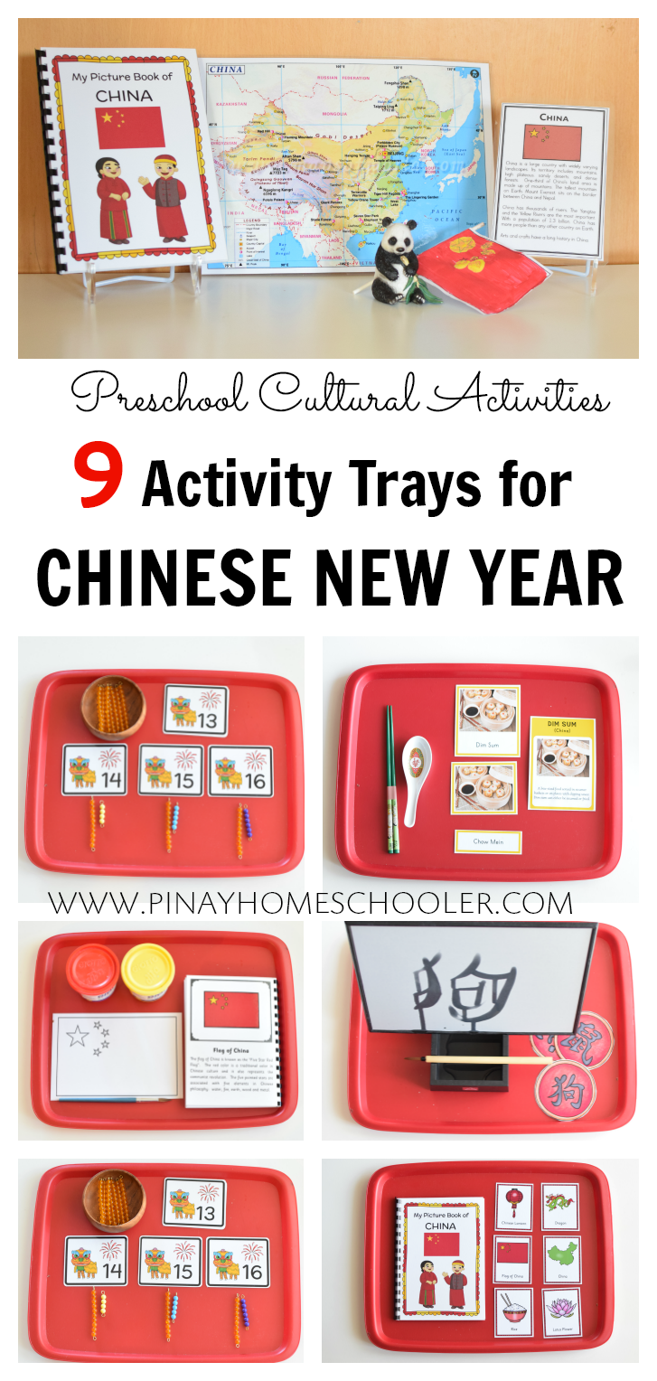 Preschool Activities For The Chinese New Year Chinese New Year Activities New Years Activities Chinese New Year Crafts For Kids [ 1528 x 727 Pixel ]