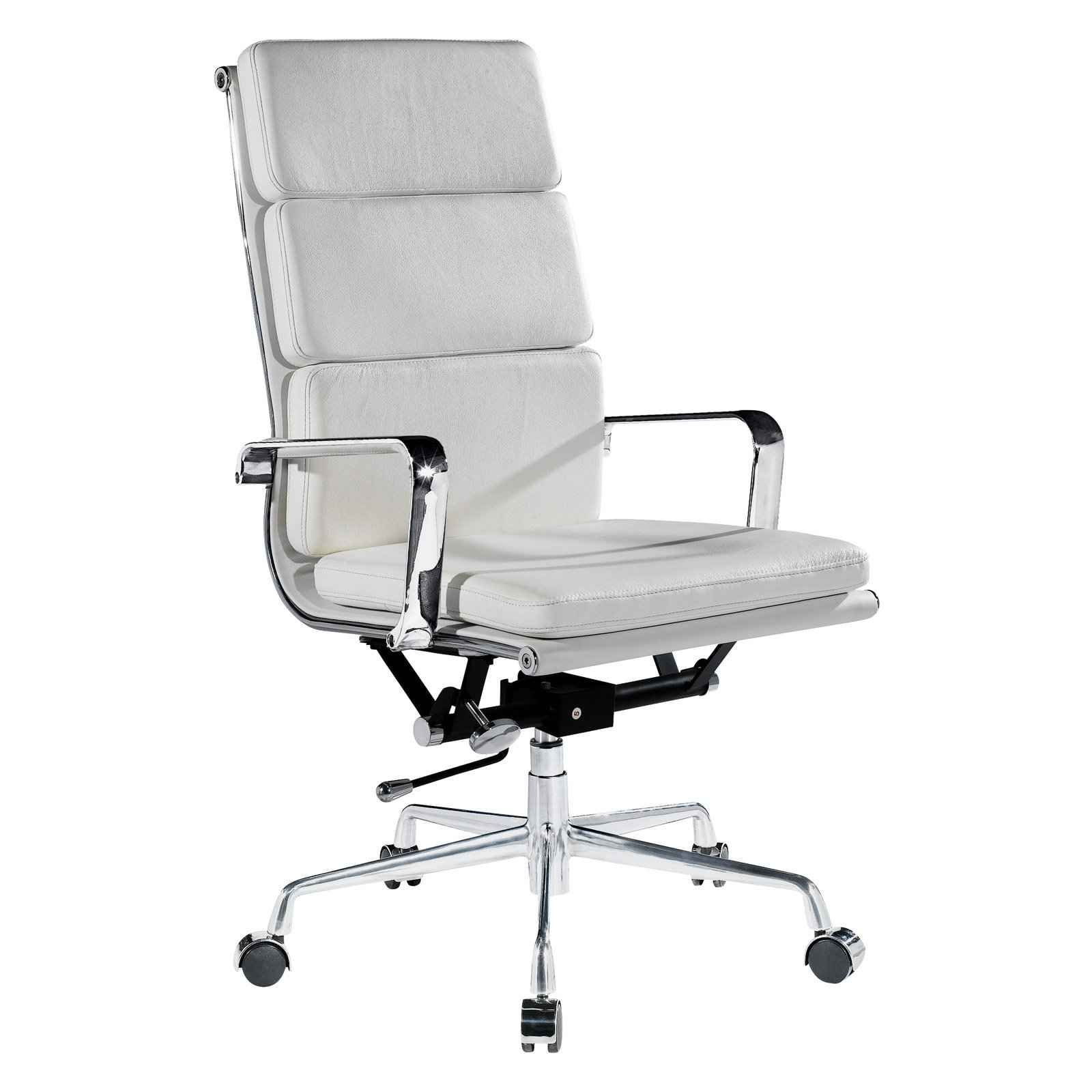 Designer office chairs sydney skrifbor sst lar for Chair design leather