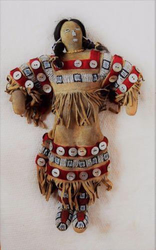 Large Extraordinarily Rare Native American Plains Indian Beaded Doll https://t.co/Szn3GjVjUi https://t.co/3n3EmZEwGn