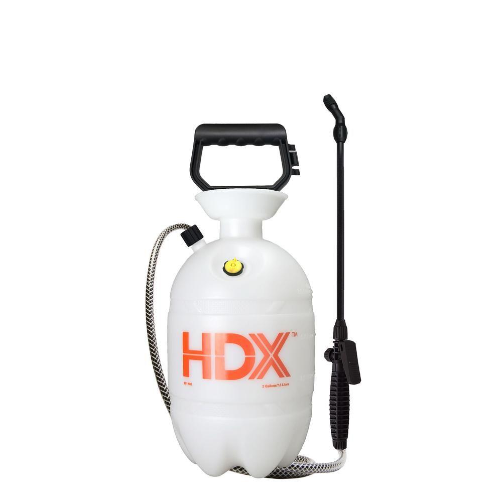 Hdx 2 Gal Pump Sprayer 1502hdxa Pest Control Pumps Relief Valve