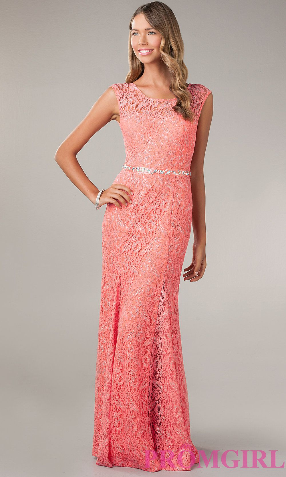 Lace Long Dresses