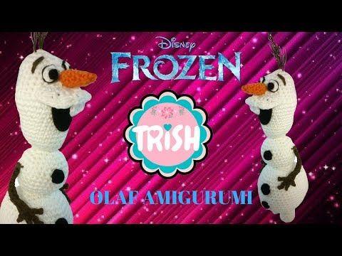Amigurumi Patterns Olaf : Olaf amigurumi handmade dal film frozen my amigurumi