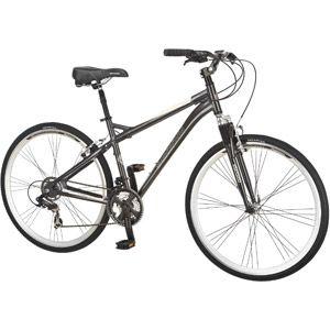 Walmart Usa Men S 700c Schwinn Seventh Avenue Men S Hybrid Bike