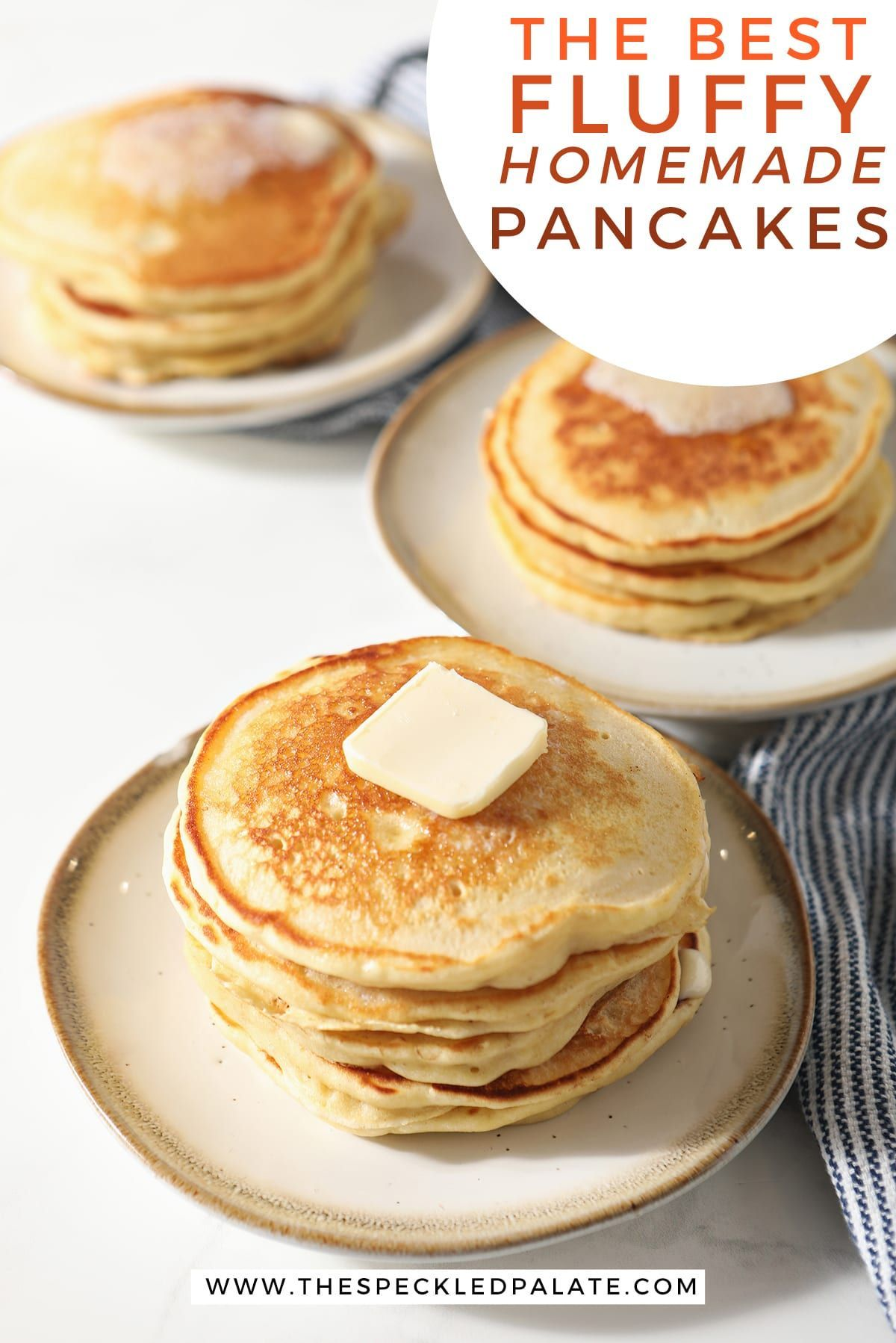 Old Fashioned Pancake Recipe Easy Fluffy Homemade Pancakes Recipe In 2021 Pancake Recipe Easy Fluffy Recipes Pancake Recipe Easy
