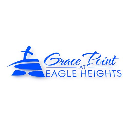 Grace Point Custom Cut-Out Stickers