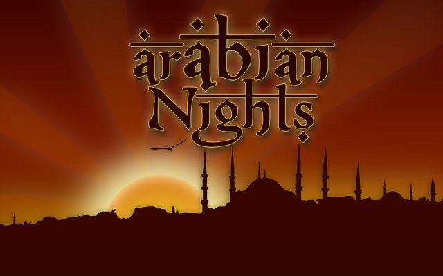 This Saturday, May 18: Arabian Nights