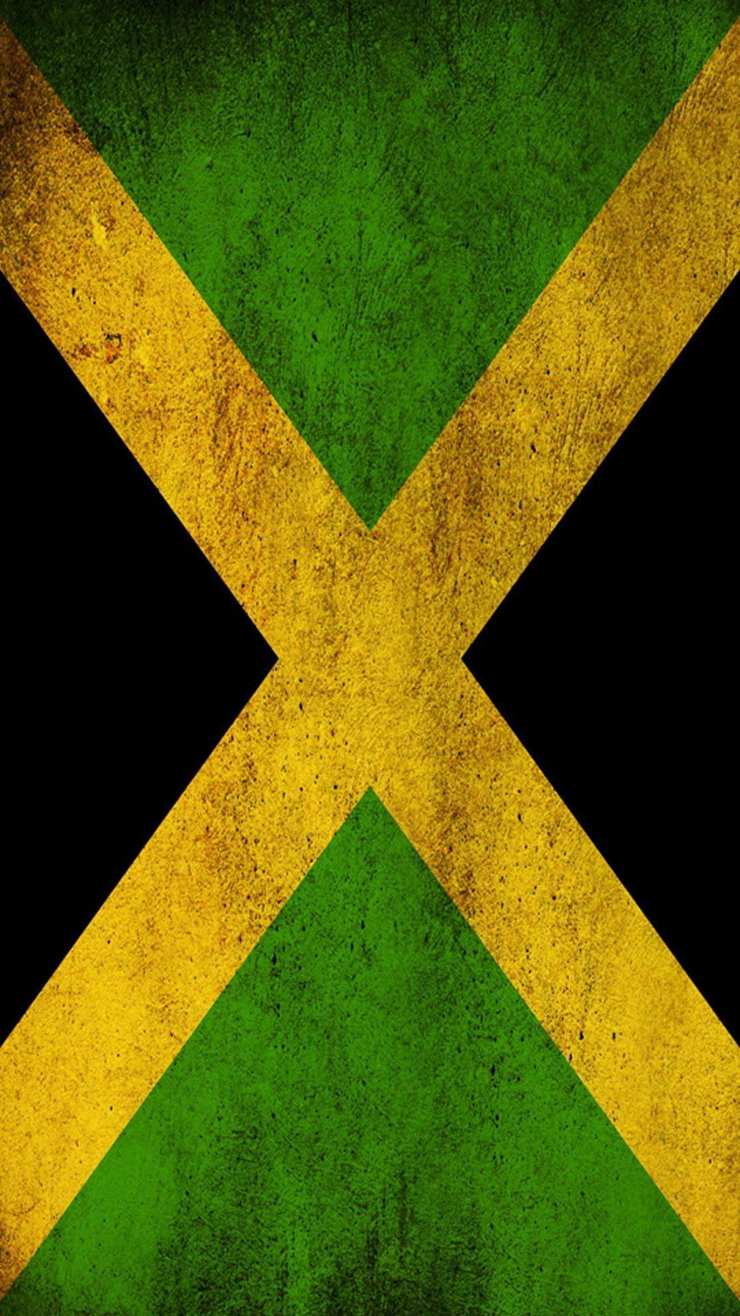 Jamaican Flag Jamaica Flag Jamaican Flag Jamaica Reggae
