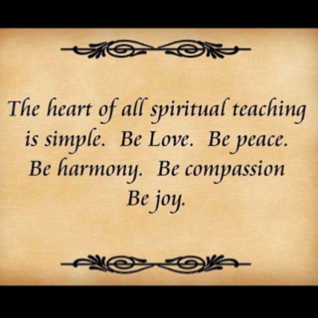 Spiritual Life Spirituality Peace Spiritual Quotes
