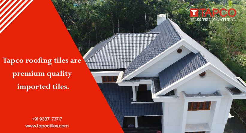Tapco Ceramic Roofing Tiles Clay Roofs Clay Roof Tiles Ceramic Roof Tiles