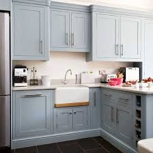 Image Result For Blue Gray Kitchens Grey Kitchen Cabinets Blue