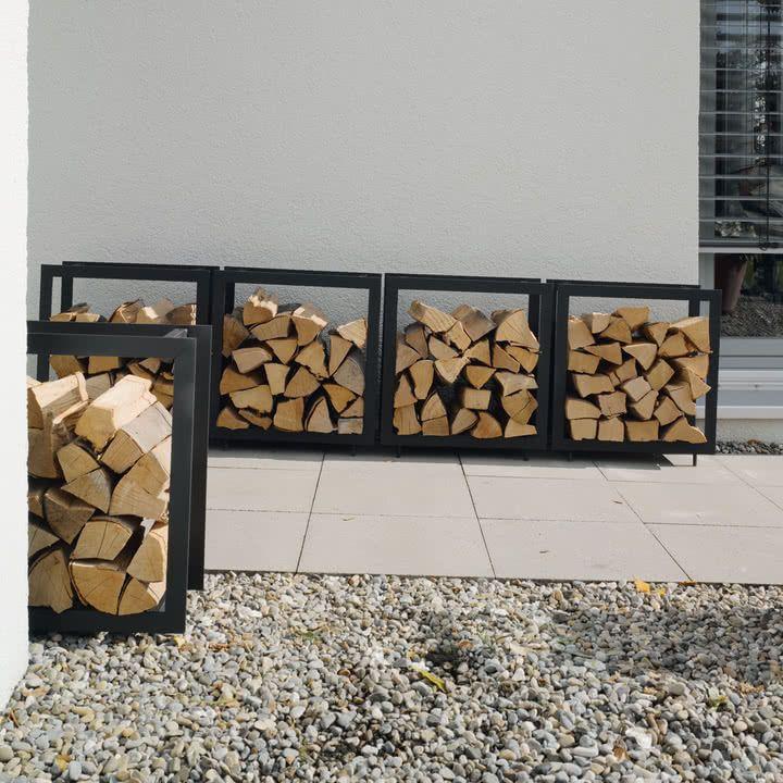 woodwall von wodtke im Holzlager