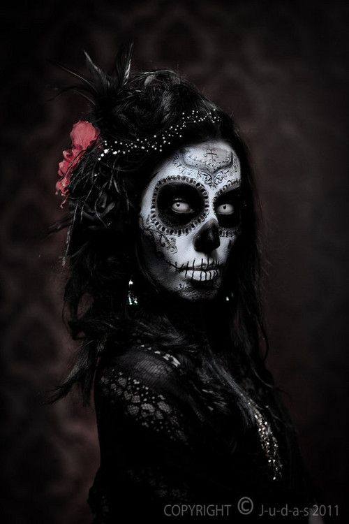 dia de los muertos...