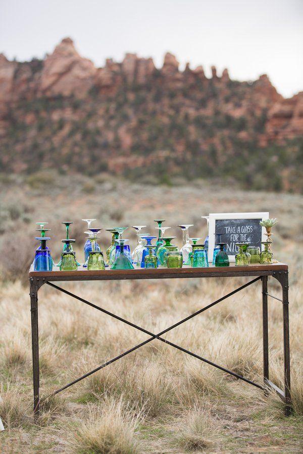 Zion National Park Wedding   National park wedding, Rustic ...