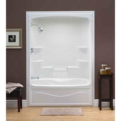 3 Piece Shower Tub Bathtub Shower Combo Shower Tub Bathtub Remodel