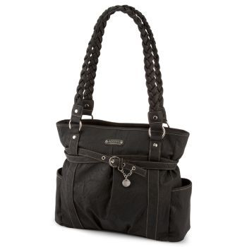 Rosetti Purse Customer Reviews For Tundra Belted Tote Handbag