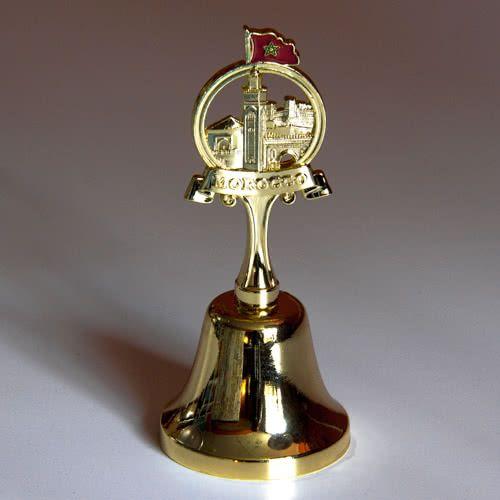 Decorative Bells Entrancing Decorative Bell Moroccoattractions Of Moroccometal  Souvenir Inspiration