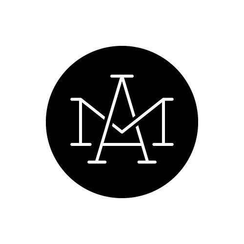 AM Monogram | Text logo design, Minimal logos inspiration ...