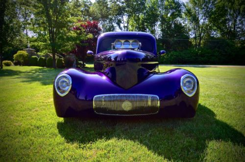 1941 Willys COUPE Craigslist