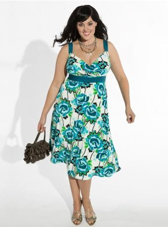 cutethickgirls cheap-plus-size-summer-dresses-07