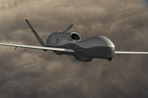 BAMS UAS US Navy\u0027s Broad Area Maritime Surveillance Unmanned