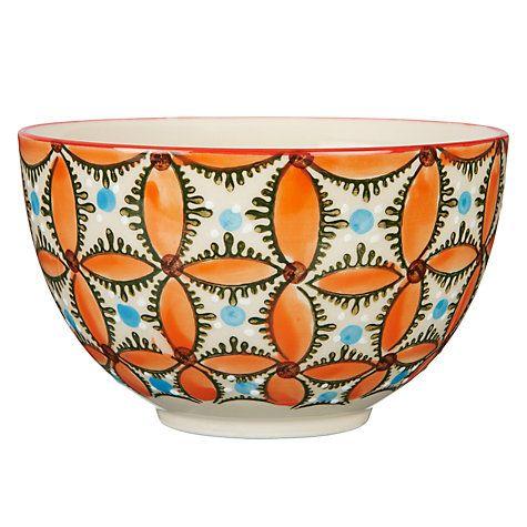 Buy Pols Potten Porcelain Bowl Online at johnlewis.com