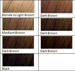 Dark Brown Color Chart Color Dyed Hair Hair Red Hair Color