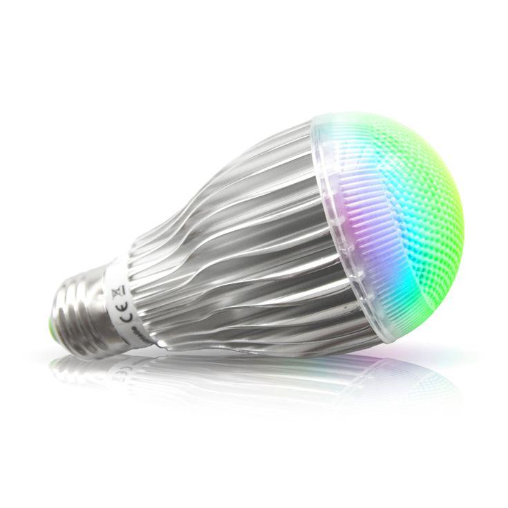 #ledteile #led #spot #rgb #leuchtmittel #lampe #lamp