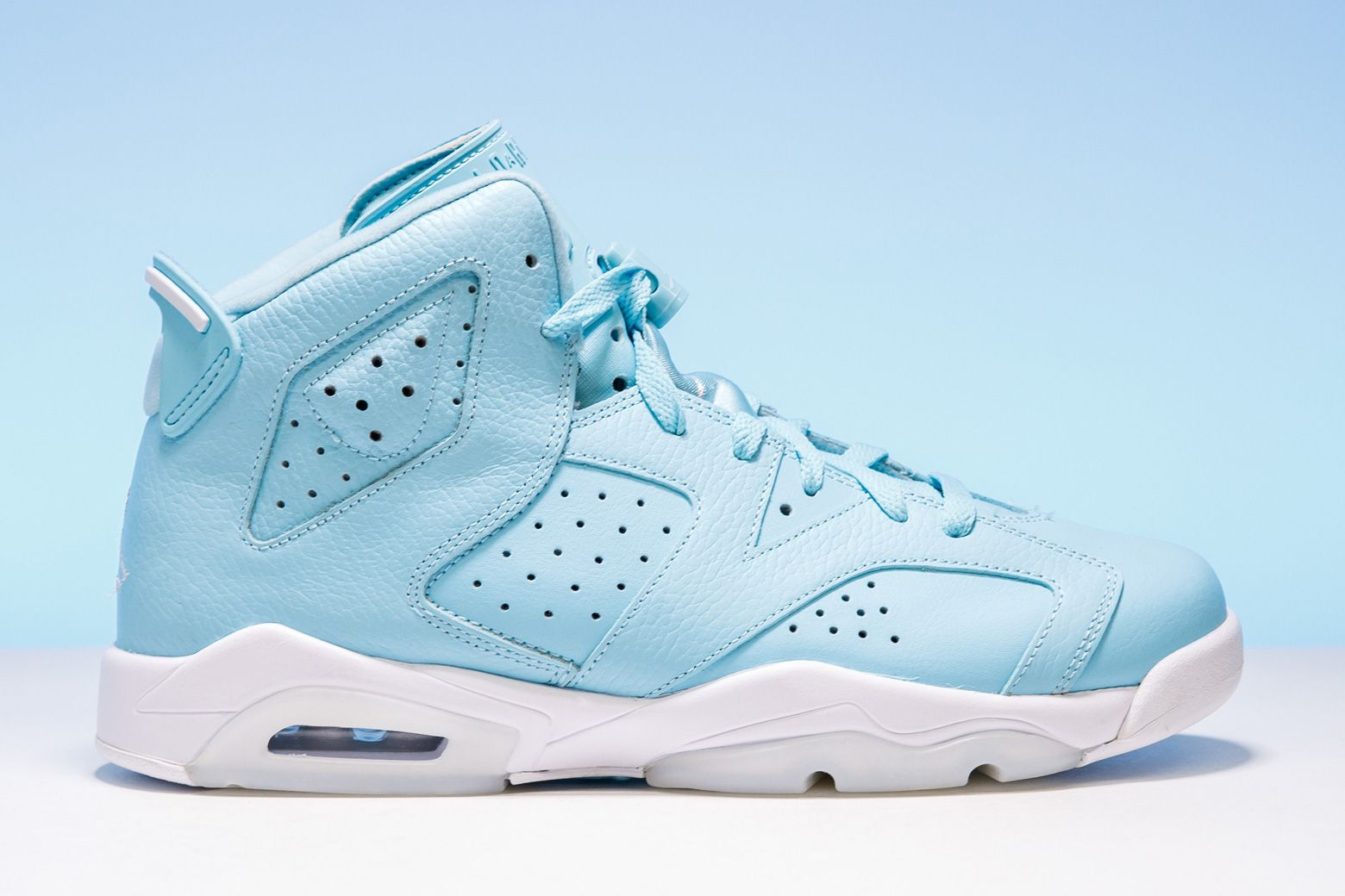 deb9f4c1b0e61c Air Jordan 6 Retro GG Still Blue White