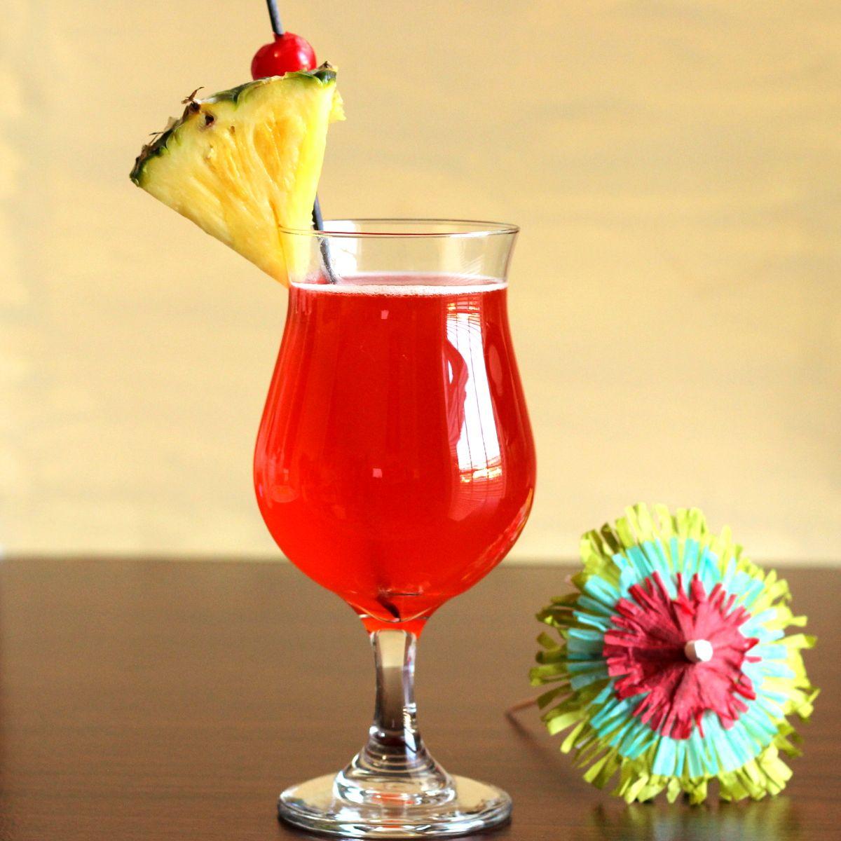 Hawaiian Hammer Drink Recipe Desserts Pinterest Cocktails