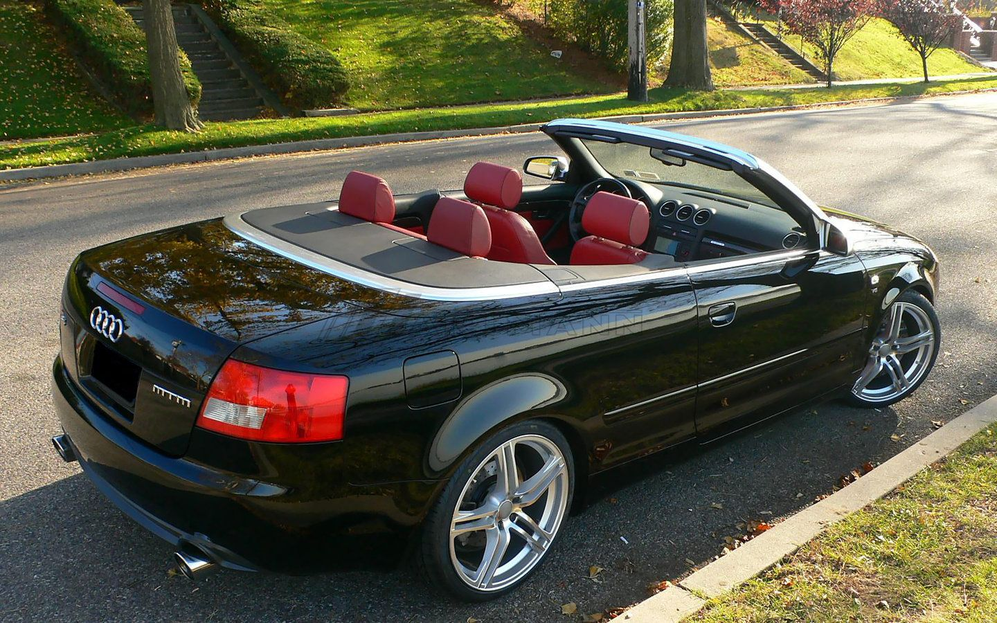 Audi S4 Convertible One Day