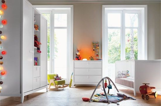 Habitaciones infantiles http://www.mamidecora.com/muebles-bebes-molin-roty.html