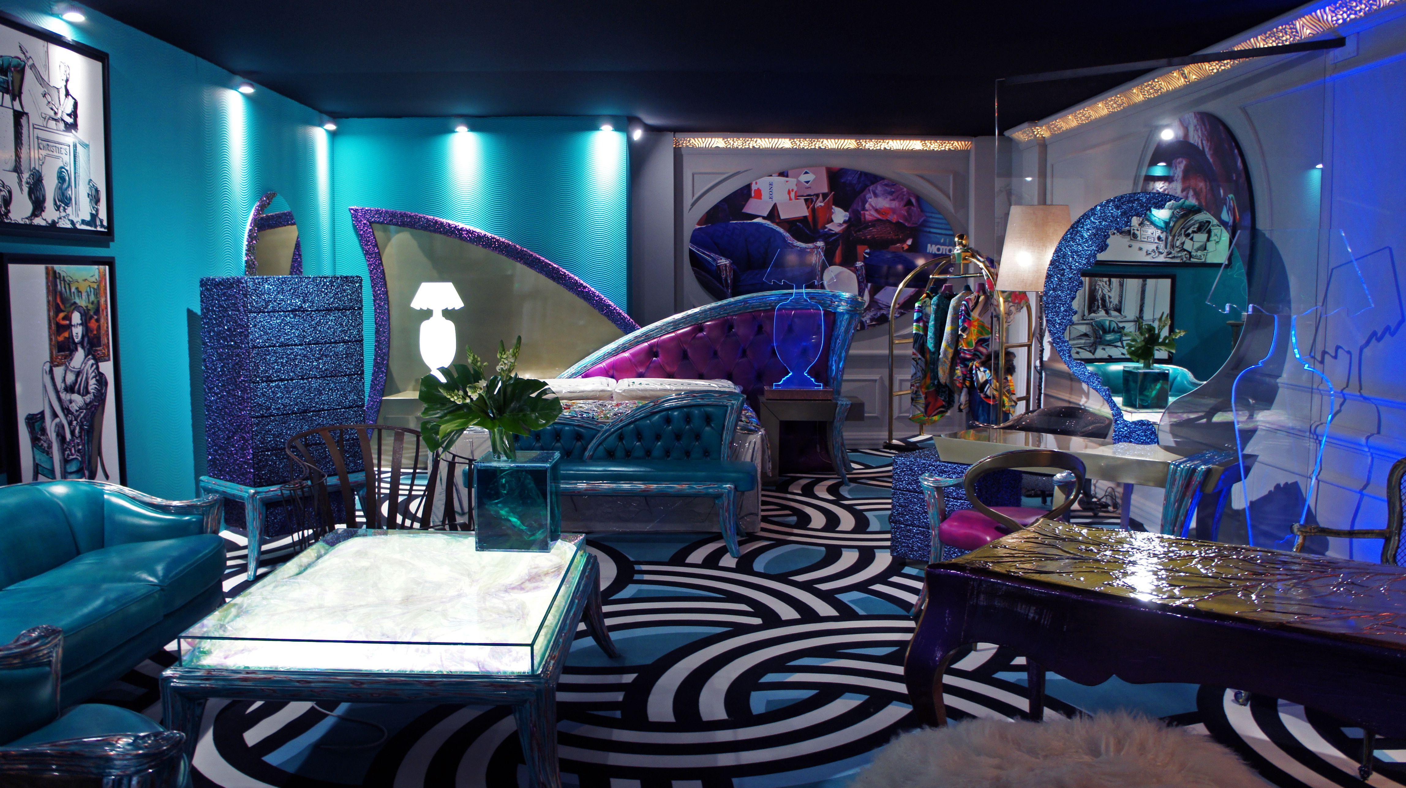Opus Sirena collection - Sergio Villa Mobilitaly Design Carlo Rampazzi