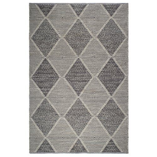 Fab Habitat Estate Hampton Hand Woven Gray Indoor Outdoor Area Rug Fab Habitat Handwoven Rugs Floor Rugs