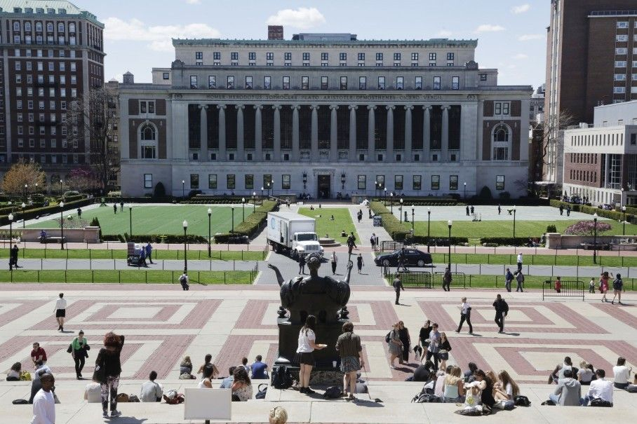 Update Columbia University divesting from private prison