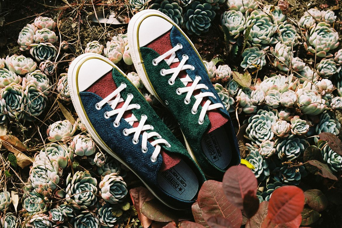 1f2ddd2be0c7 Carhartt WIP Reveals New Converse Chuck Taylor All Star 70 Colorways ...