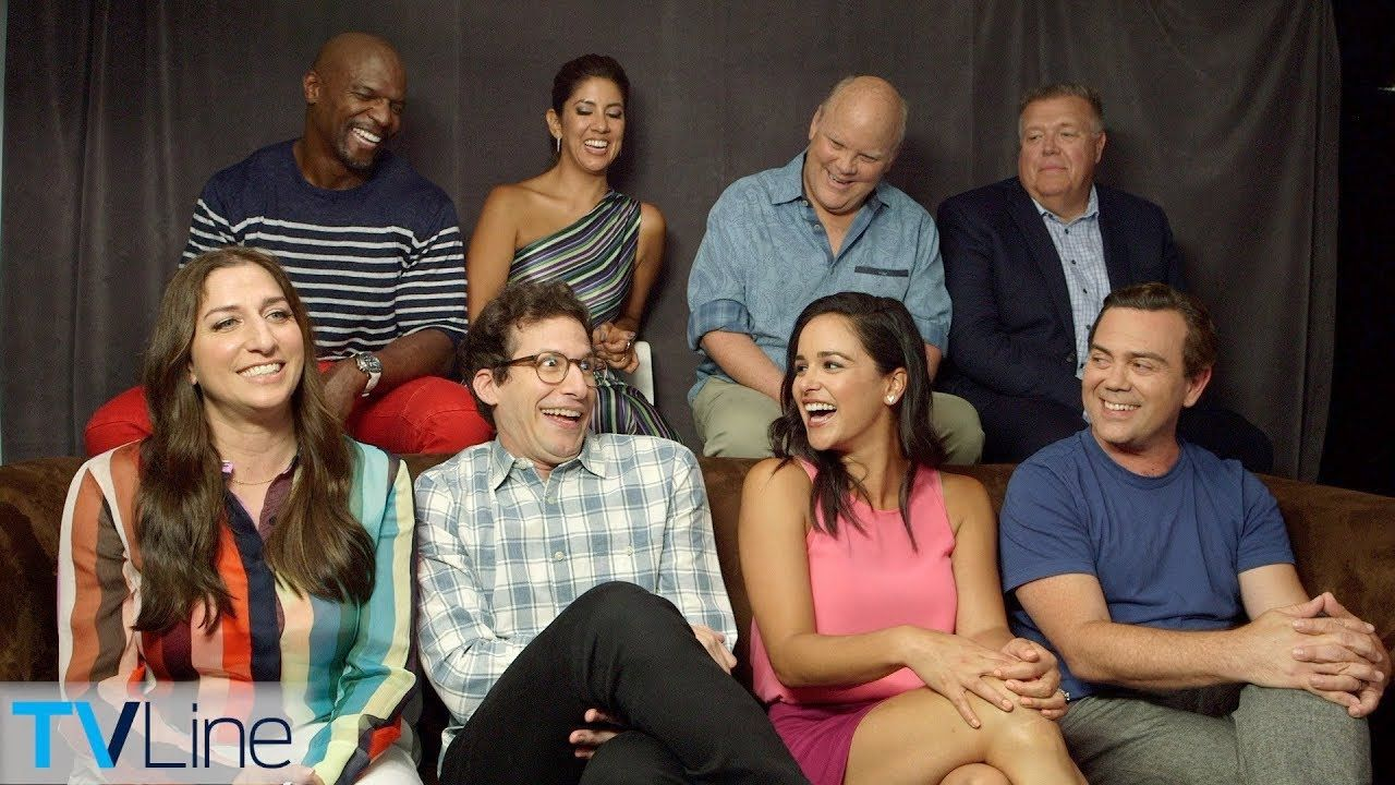 Brooklyn Nine Nine Cast On Being Saved By Nbc Comic Con 2018