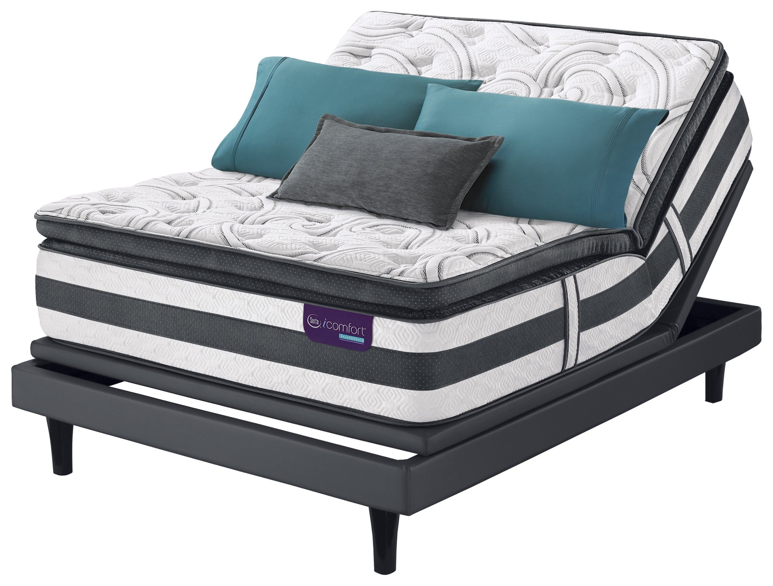Serta Mattress Hybrid Advisor Super Pillow Top