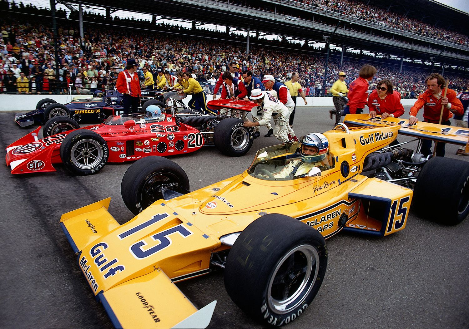 Vault Indianapolis Through The Years Race Cars Pinterest