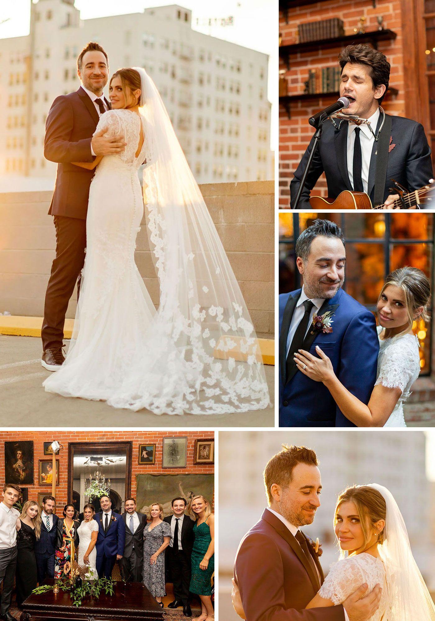 Danielle Fishel Wedding.The 10 Most Popular Weddings Of 2018 Wedding Dress Ideas
