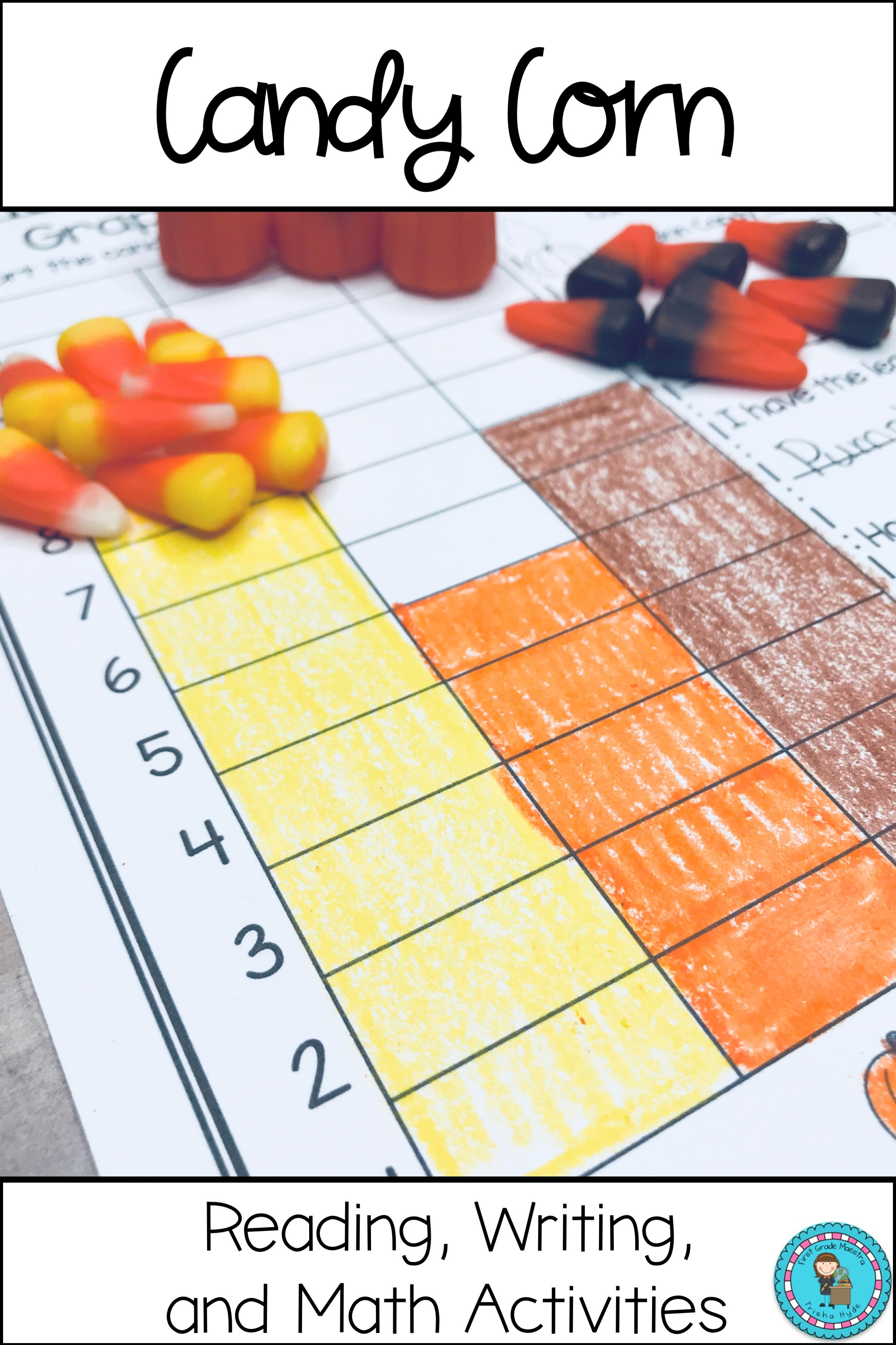 Halloween Candy Corn Activities With Images