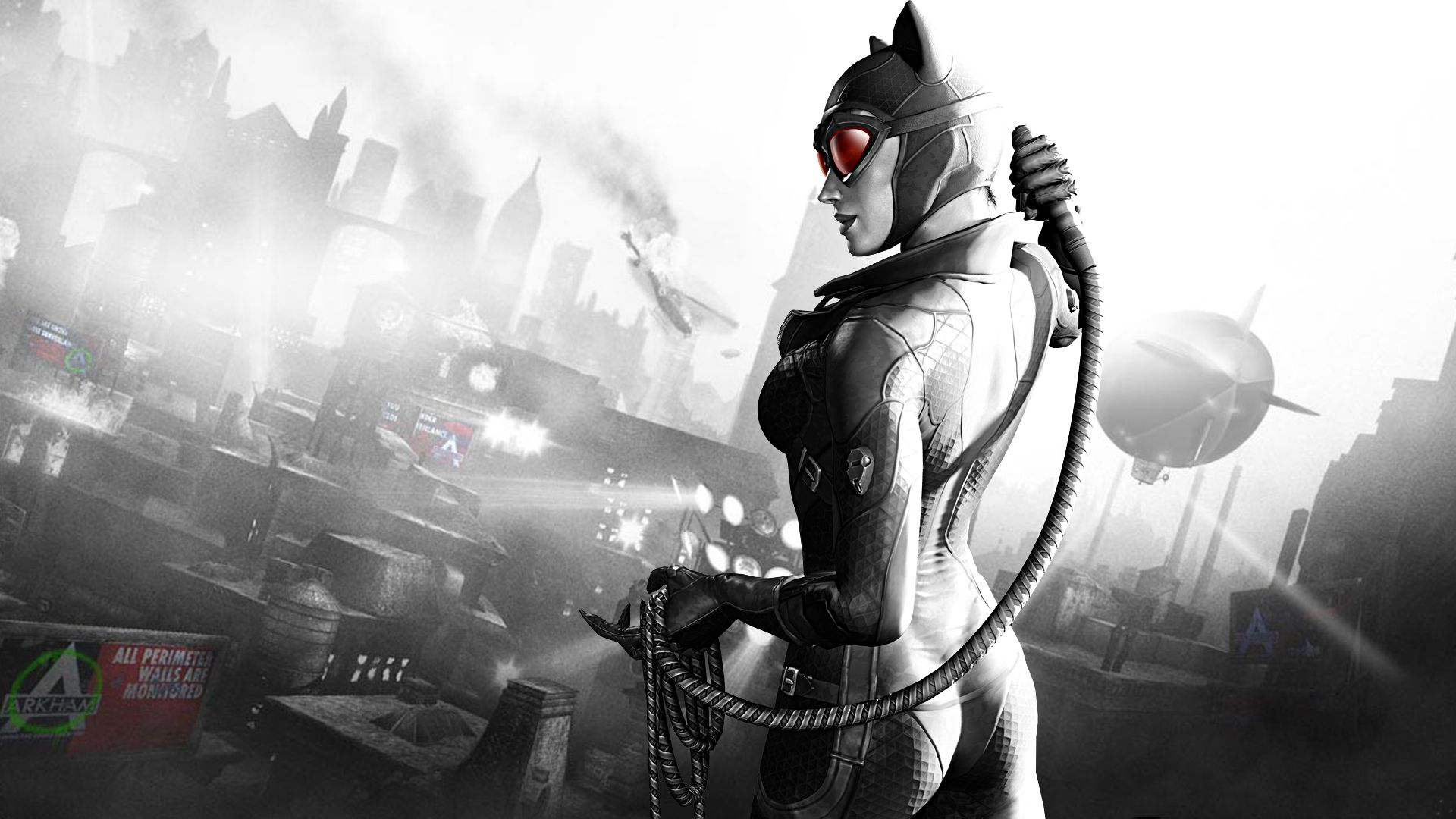 HD Batman Arkham Origins Free Game HD Wallpapers Wallpaper ...