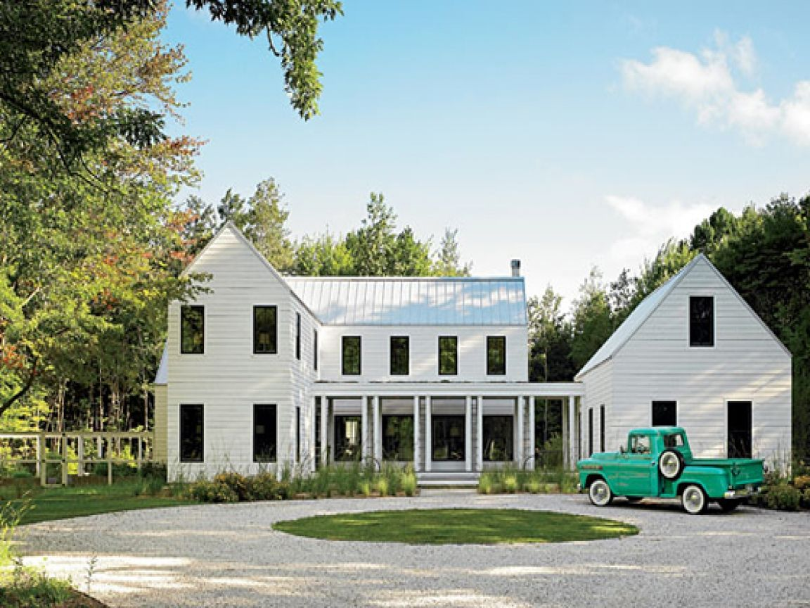 Charming Old Farm House Pictures Modern Virginia Farmhouse Plans One Story .