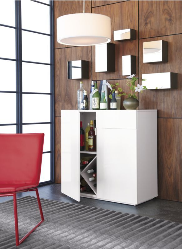 Swig mini bar $399.A matching media console can also be found on ...