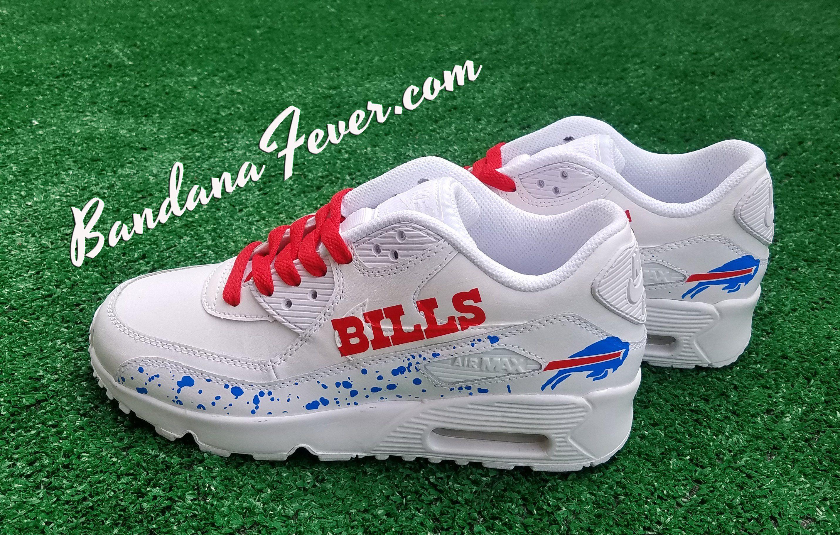 buffalo bills sneakers nike
