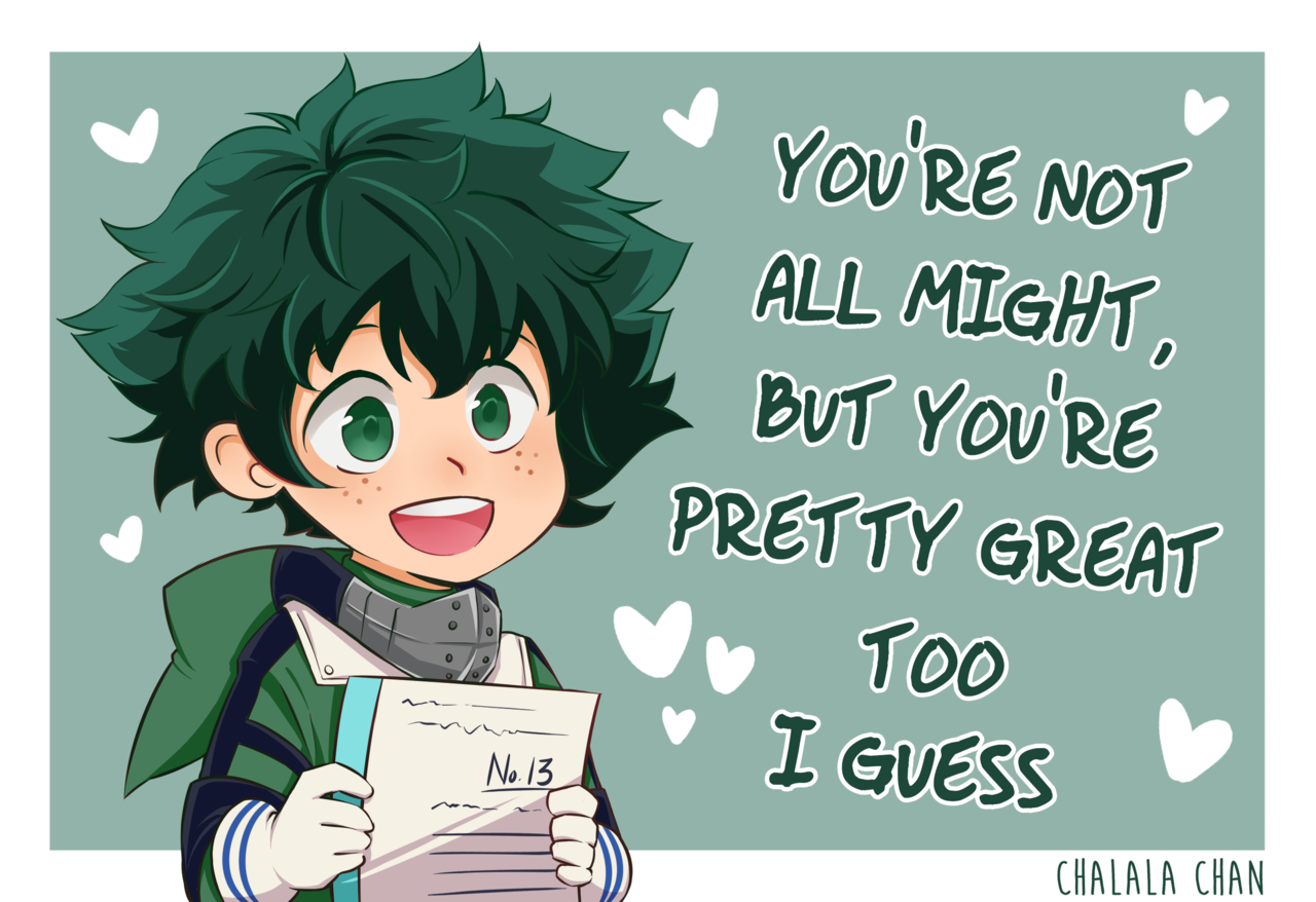 Valentines cards of your fav BNHA babes! More down below -w