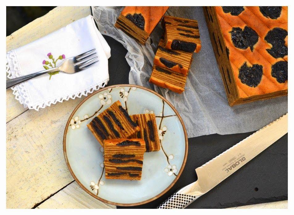 Lapis Legit Prune Kue Spekkoek Decadent Layered Cake With Prune Makanan Kue Lapis Resep Masakan Indonesia