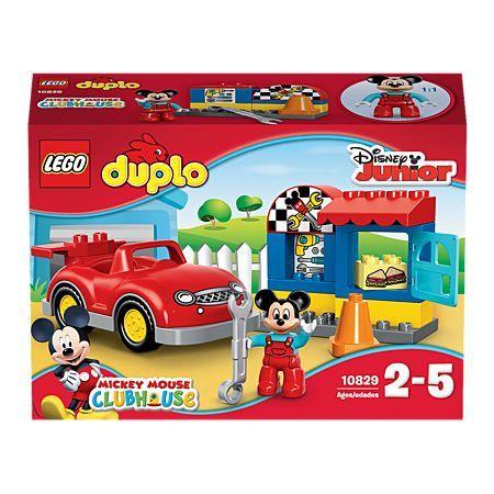Disney LEGO Duplo Mickey's Workshop 10829   Lego duplo. Lego. Disney junior mickey mouse